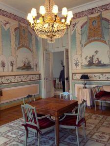Palácio de Seteais inside