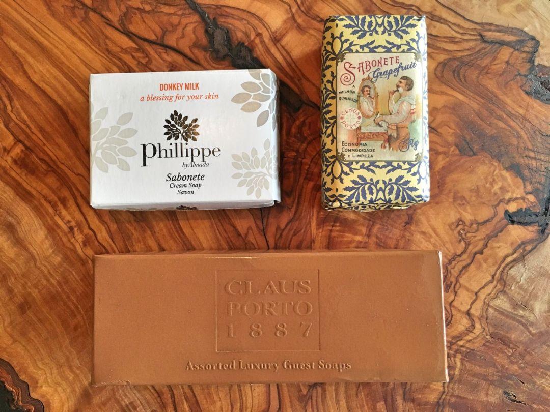 Portuguese soap collection