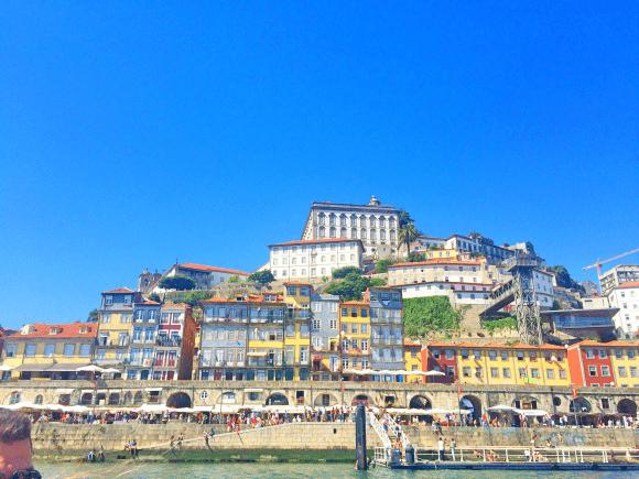 Porto river view
