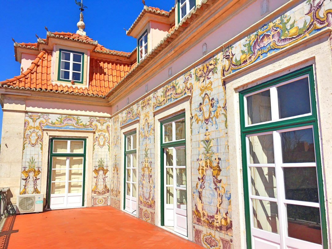 Patio Palace Marques de Pombal