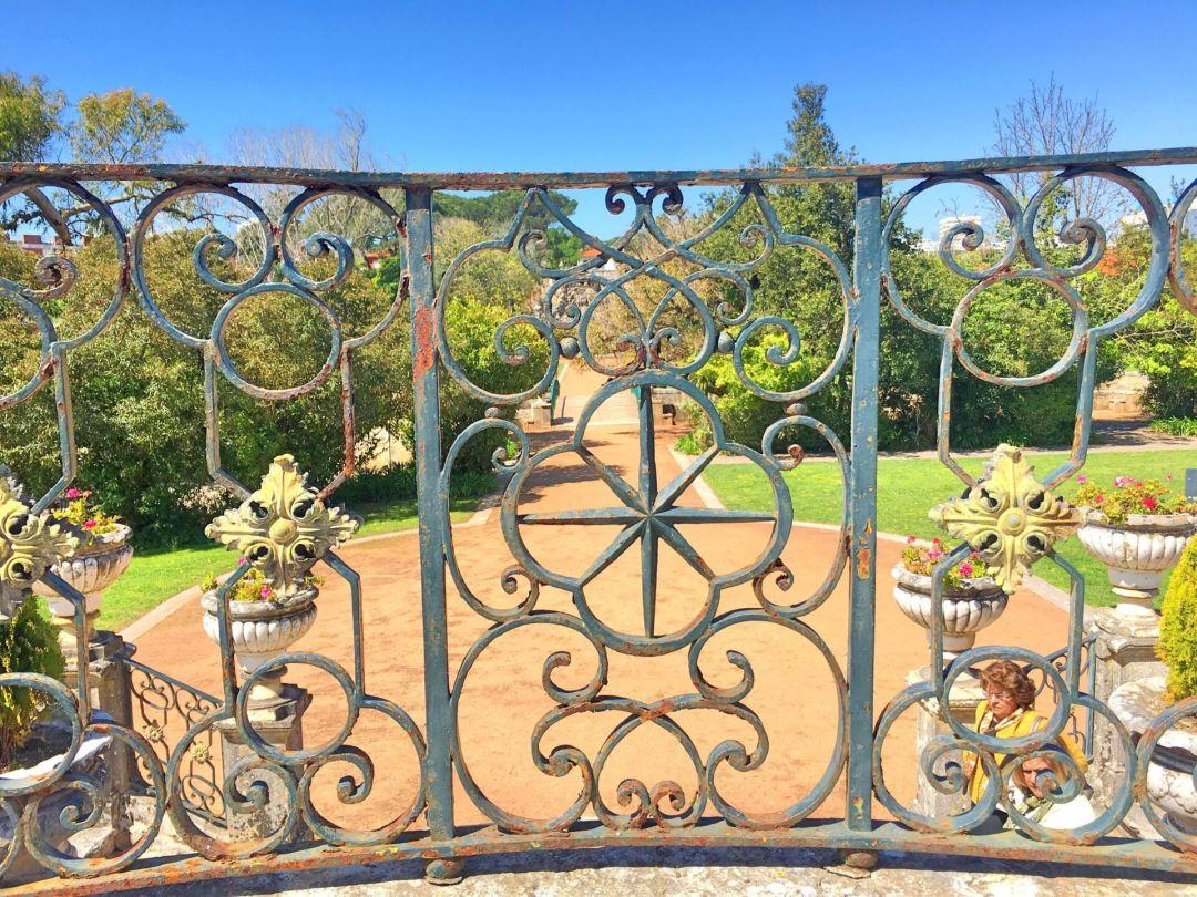 Gardens Palacio Pombal