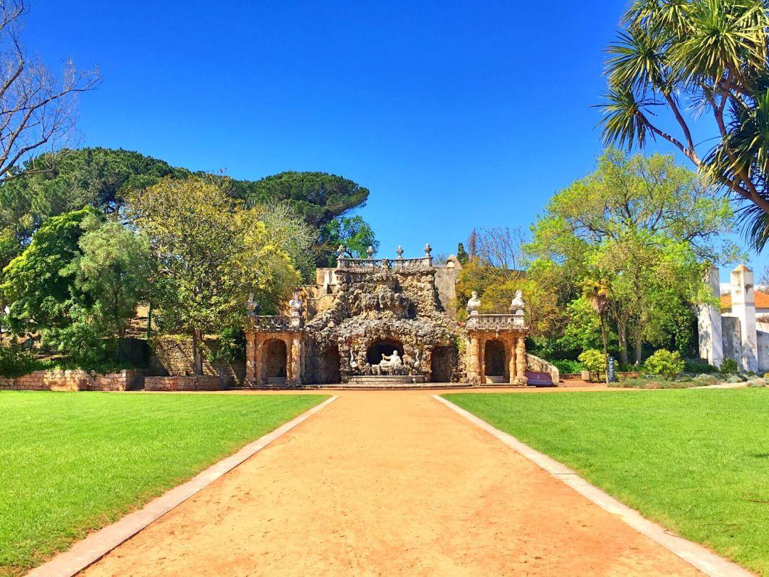 Poetas Palacio Marques de Pombal
