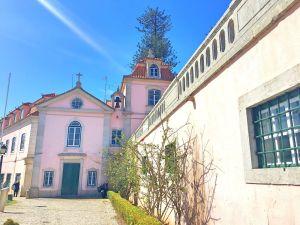 Chapel Marques de Pombal