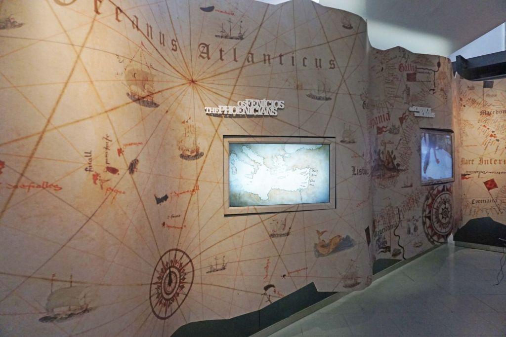 Carte du Lisboa Story Centre