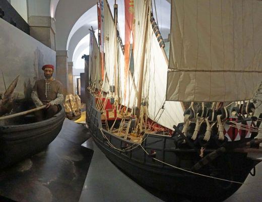 Lisboa Story Centre ship