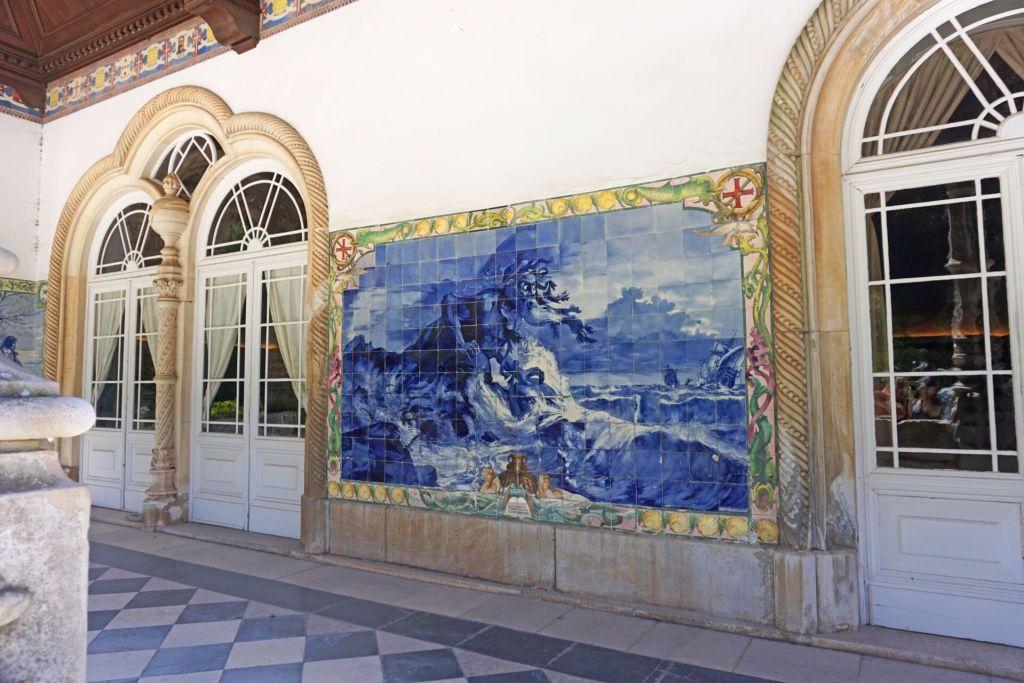Hôtel Azulejos Buçaco Palace