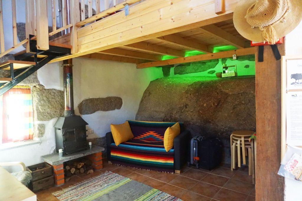 Quinta do Cobral living room