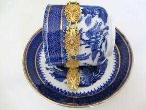 Madalena gold bracelet 1