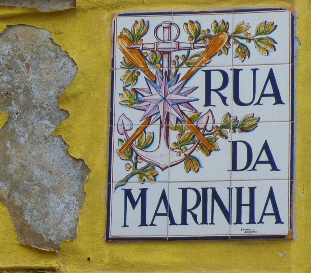 Rua da Marinha, Faro