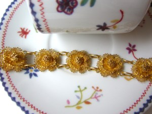 Sofia Gold Bracelet 2