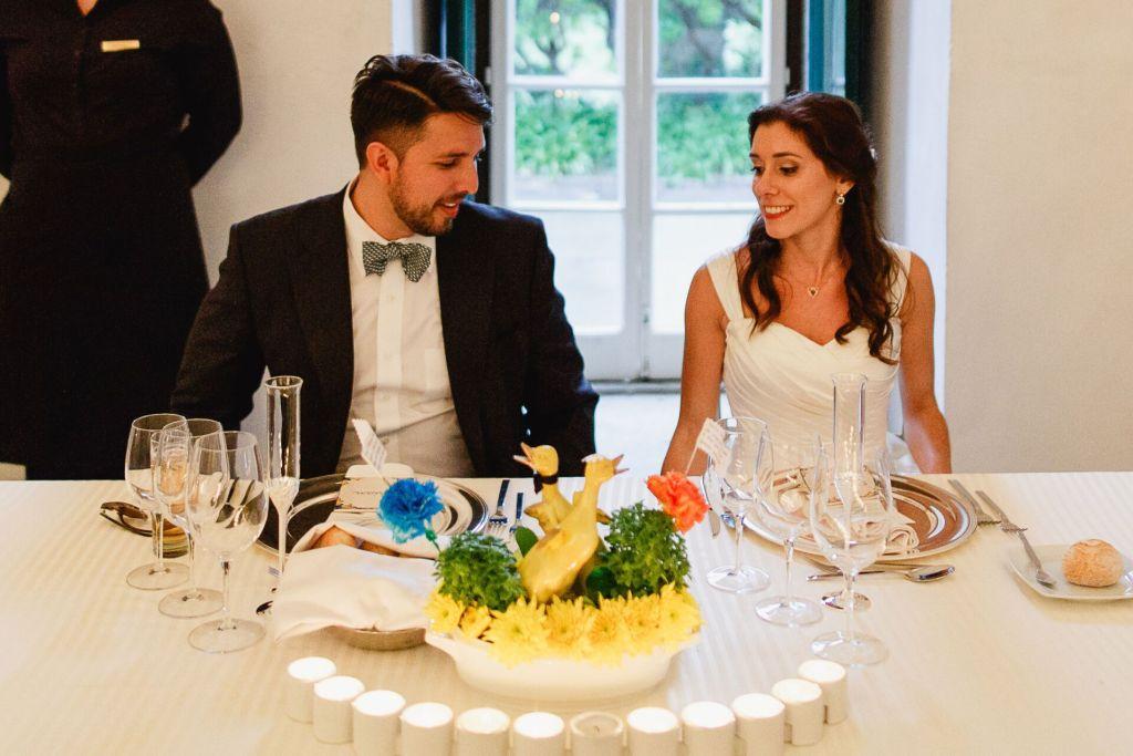 Santo Antonio wedding