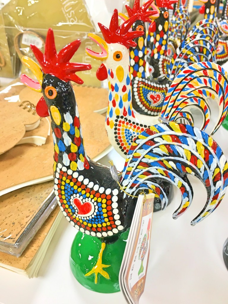 Whats With All The Roosters A Portuguese Affair