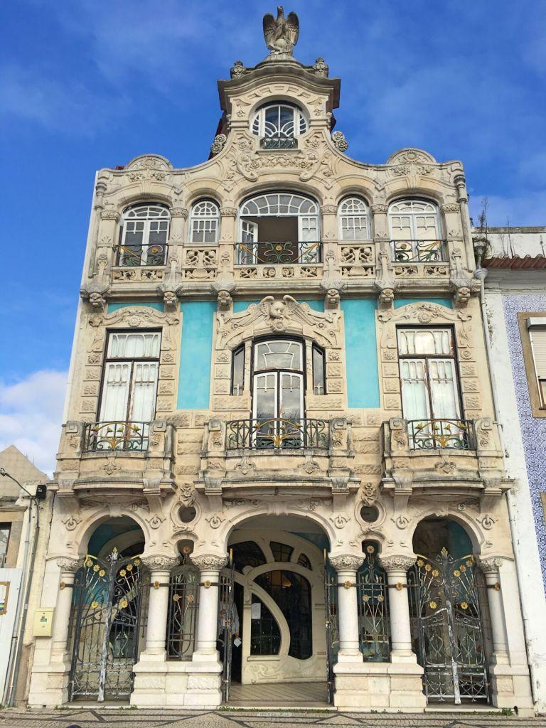 Art Nouveau museum Aveiro