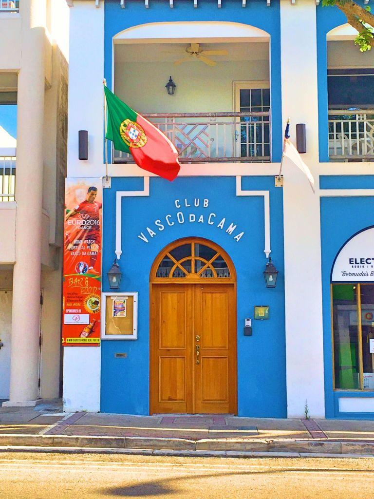 Clube Vasco da Gama Bermuda