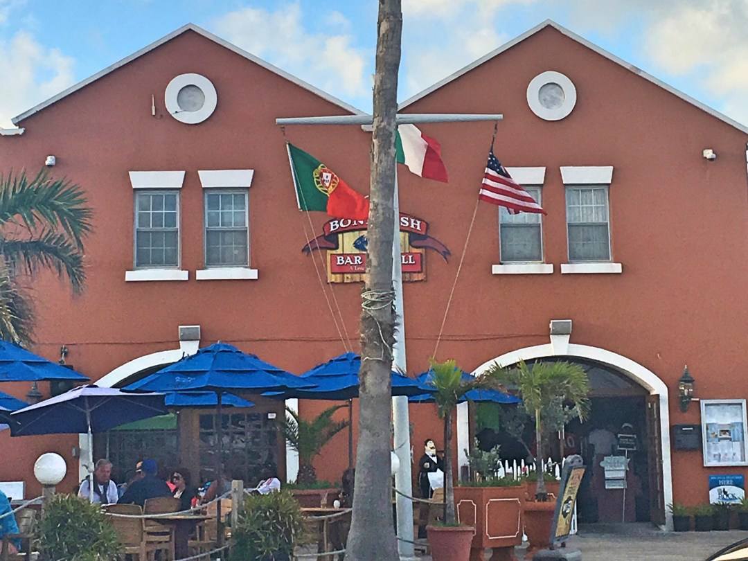 Bermuda Portuguese flag