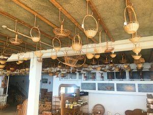 Hanging baskets Camacha
