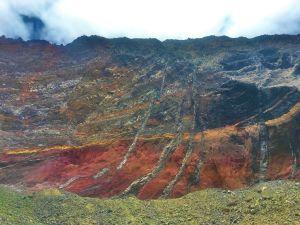 Volcanic rock Desertas
