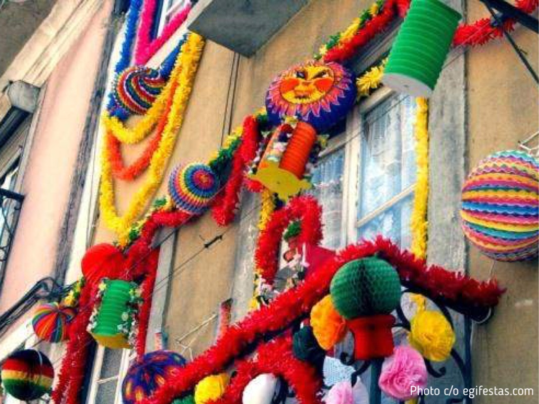 Santo Antonio decorations