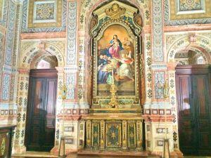 S. Vicente de Fora decor