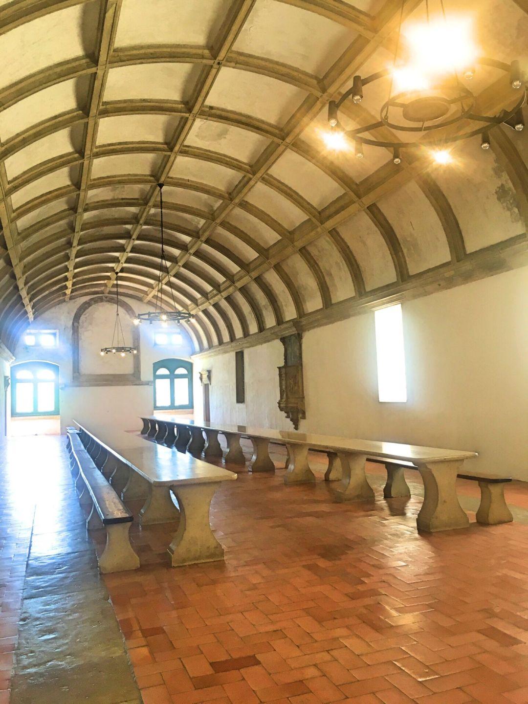 Refectory Convento de Cristo