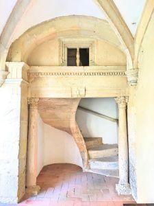 Staircase Convento de Cristo