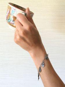 Claudia Silver Bracelet 4