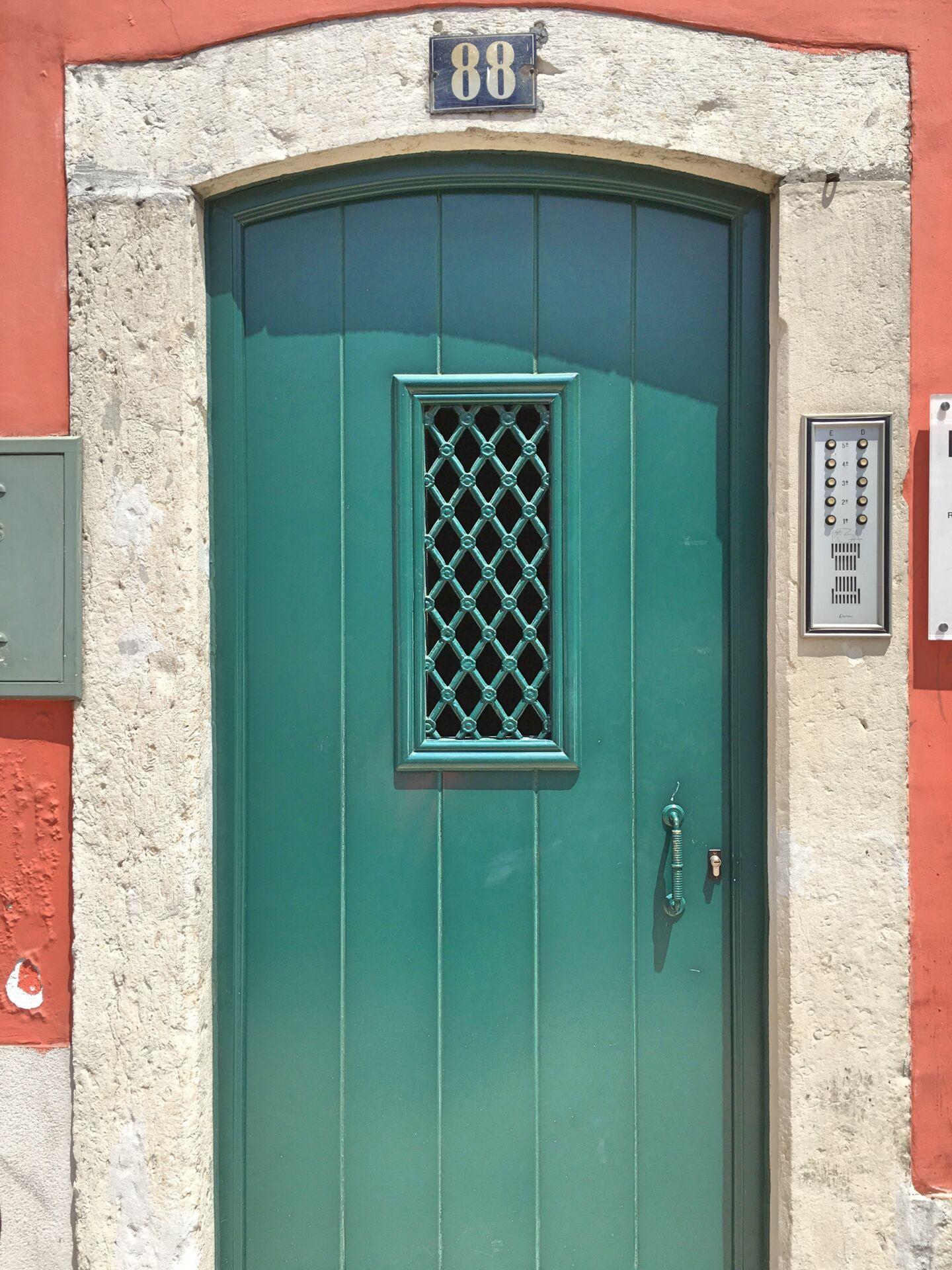 Portuguese door 19