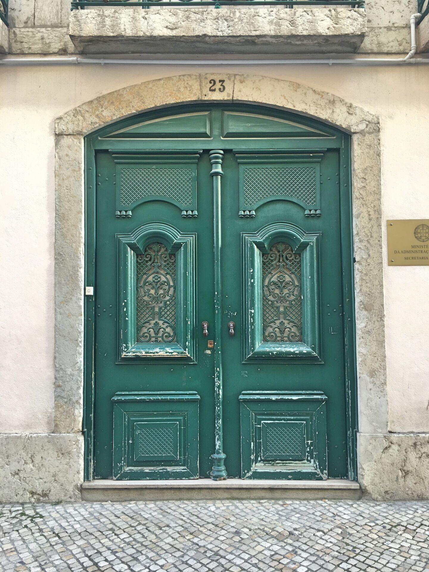Portuguese door 10
