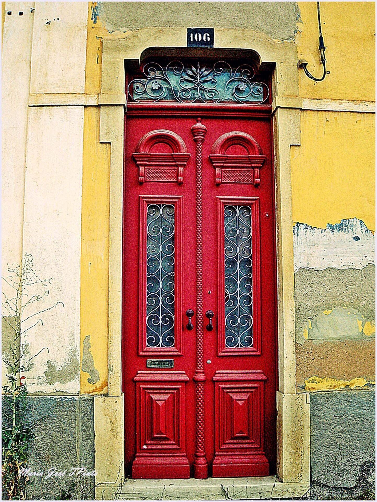 Portuguese door 6