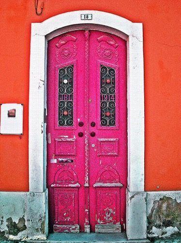 Portuguese door 5