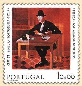 Pessoa stamp 3