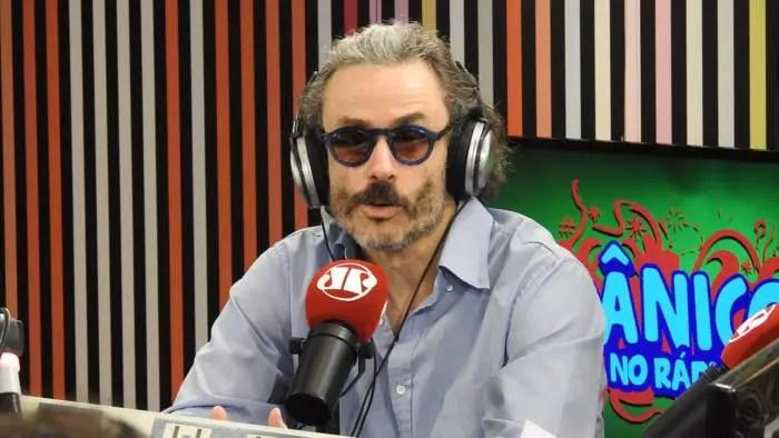 Guilherme Fiuza, o bolsonarista de frete, cria fake news e depois confessa.