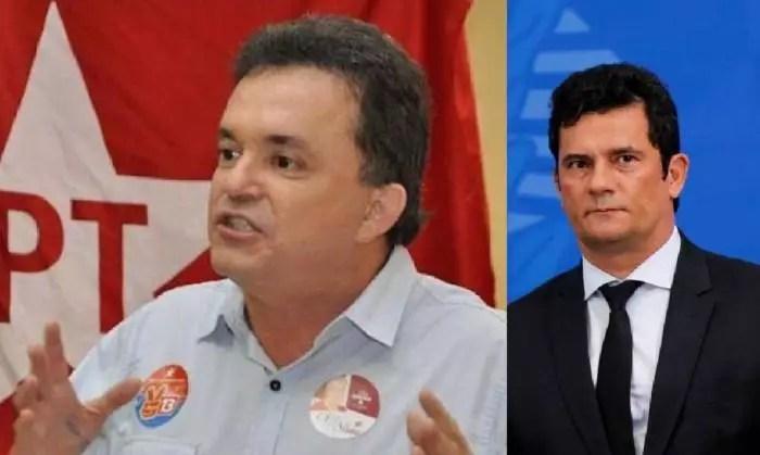 3ª derrota seguida de Moro: Deputado do PT é absolvido por unanimidade no Supremo, após denunciado na Lava Jato.