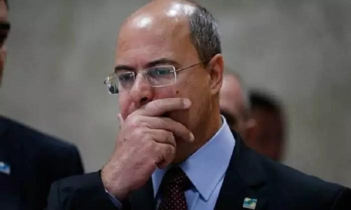 STJ cassa governador Witzel e prende pastor Everaldo