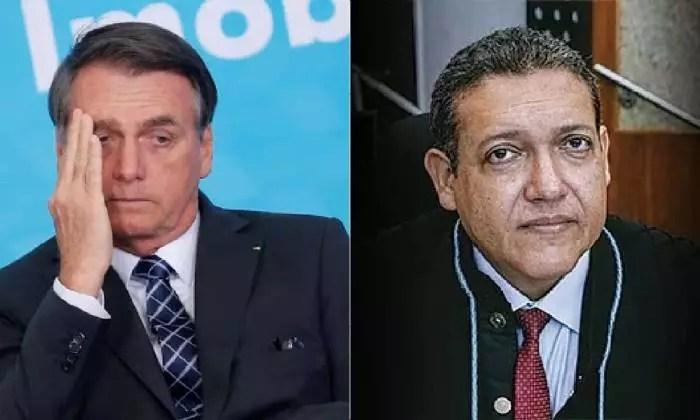 VALE TUDO: Bolsonaro indicou ministro do STF que vai herdar inquérito que o investiga.
