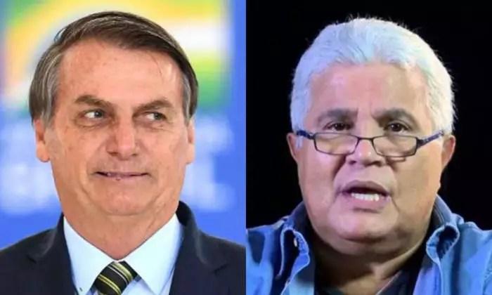 """""""GESTAPO"""": Noblat também é alvo do mesmo inquérito da PF que atingiu Guilherme Boulos."""