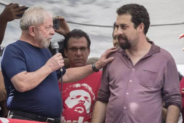 Pesquisa Ibope mostra que rejeição a Bolsonaro é o caminho para Boulos chegar ao 2º turno.