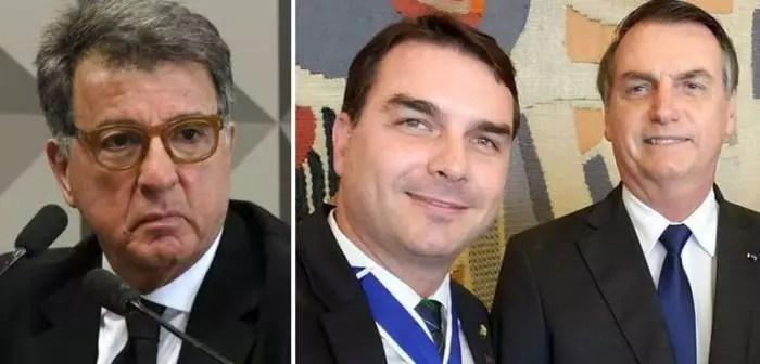 """Flávio Bolsonaro foge da acareação com empresário Paulo Marinho. """"Eu não menti"""""""