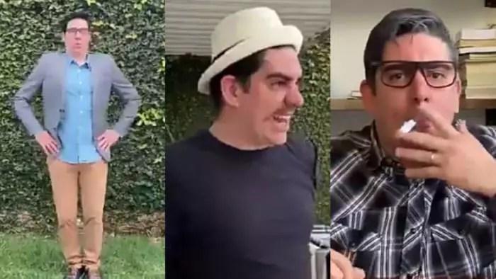 Vídeo – Adnet coloca Olavo, Seu Maduro é dona Cloroquina pra conversar. Assista.