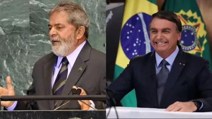 Bolsonaro ordena que embaixadas brasileiras ataquem Lula.