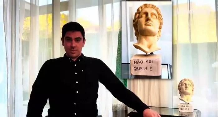 VÍDEO: Assista ao vídeo de Marcelo Adnet que fez a Secom/Bolsonaro publicar resposta raivosa ao comediante.