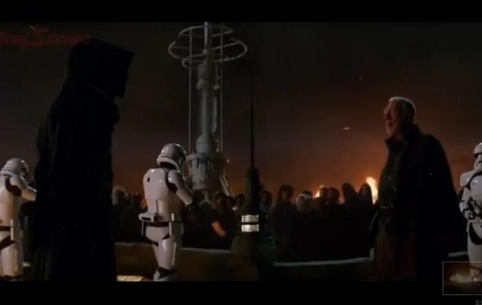 """O Sétimo Selo e a referência perdida em Star Wars, o mesmo ator volta a dialogar com a """"morte"""" no episódio VII."""