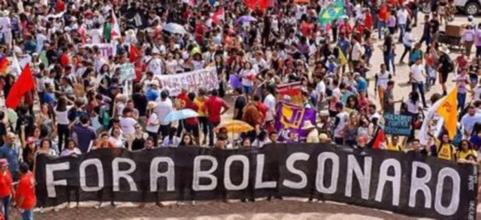 Veja onde e como participar da manifestação pelo Fora Bolsonaro neste sábado, dia 2 de outubro