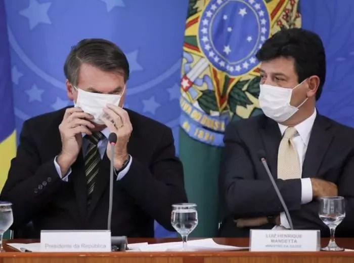 Ex-ministro de Bolsonaro, Henrique Mandetta, superfaturou contratos da Saúde do CGU.