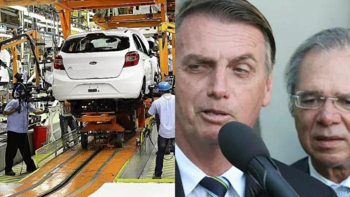 Movimento da Ford vai se alastrar: outras multinacionais vão abandonar o Brasil