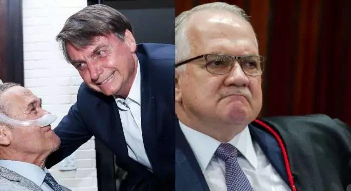 """Gen. Villas Boas ironiza reprimenda de Fachin: """"3 anos depois."""""""
