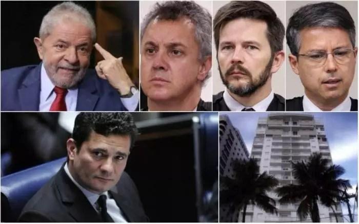 Vaza Jato aponta conluio de TRF-4 com Lava Jato para condenar Lula