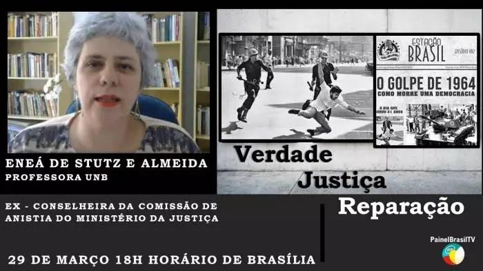 Ao Vivo: Entrevistas da Série Golpe No Brasil de 1964