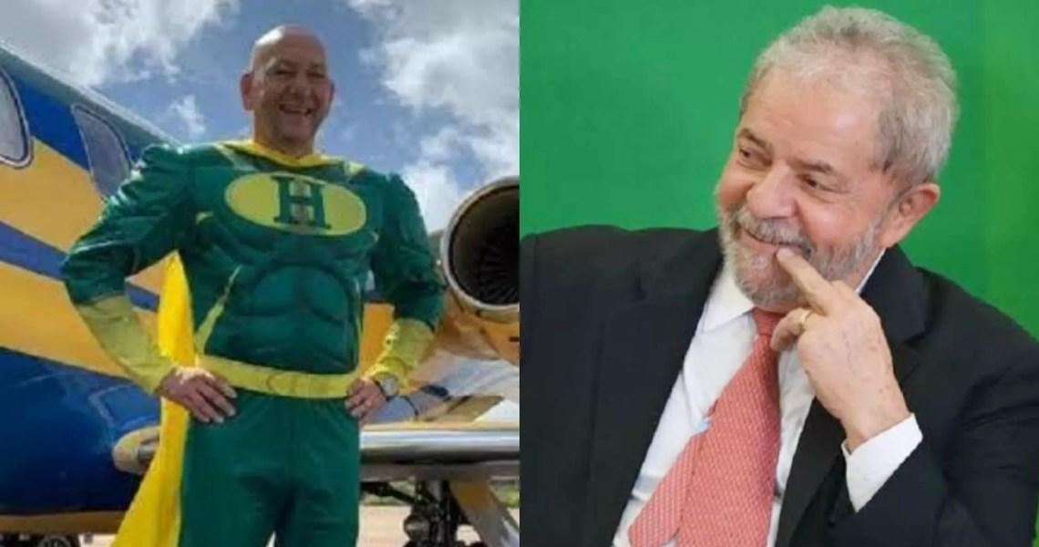 Véio da Havan pede na justiça que Lula deponha presencialmente em SC.