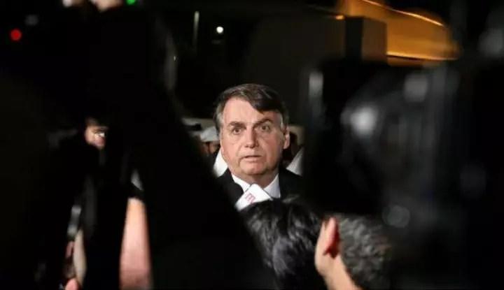 Popularidade de Bolsonaro é das mais baixas entre líderes mundiais